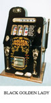 Golden Lady Mills Slot Machine