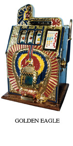 golden eagle slot machine