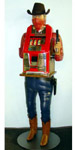 One Armed Bandit Slot Statue