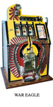 War Eagle Mills Slot Machine